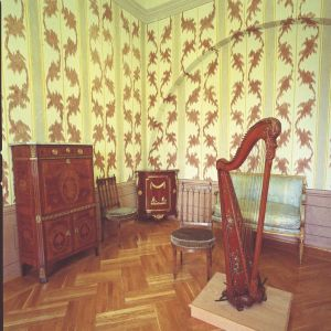 Furniture Art from Gothic to Biedermeier - Nagytétény Castle