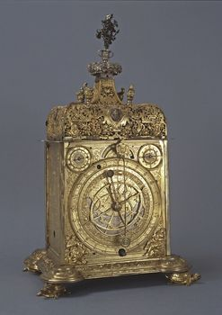 Asztronómiai óra, 1566